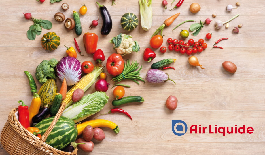 Inno Talk - How can air gases support a sustainable food chain?