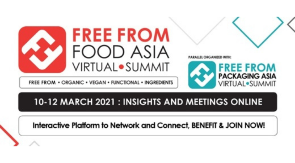 Free From Food & Free from Packaging - The Asia Virtual Summit 2021