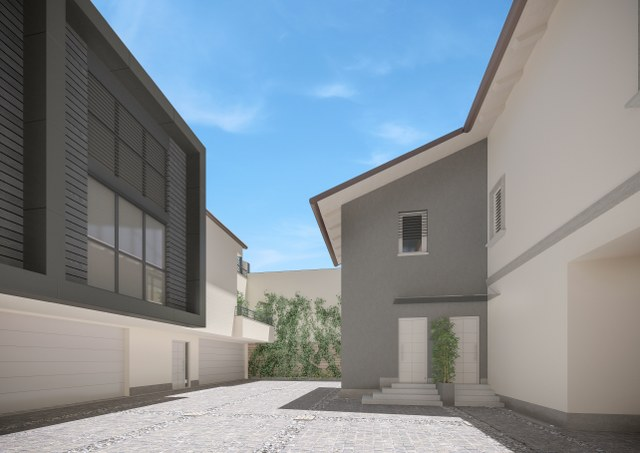 Trilocale in nuova costruzione a Seregno