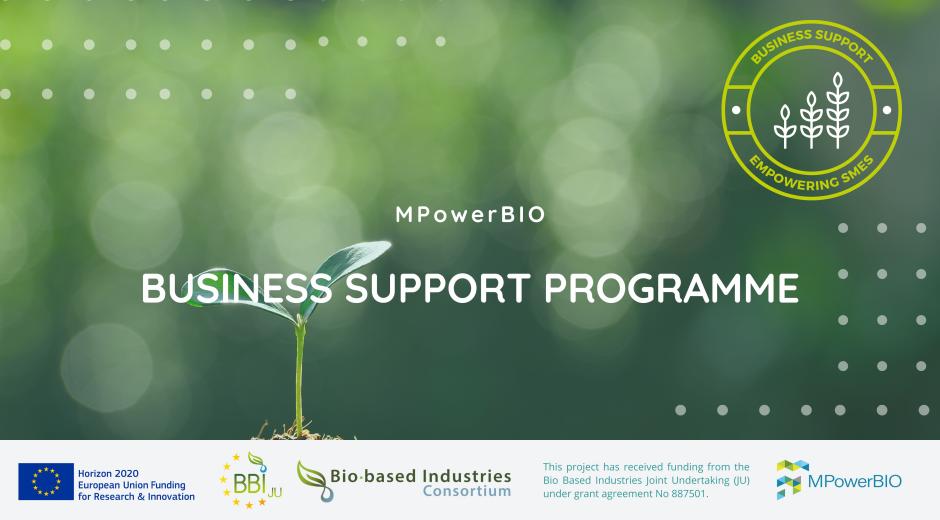 MPowerBIO Business Support Programme