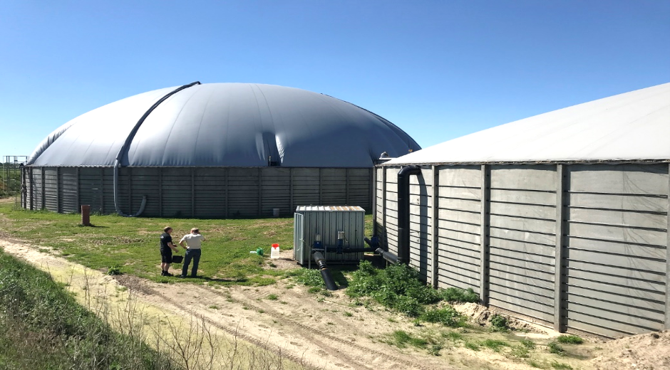 Webinar: Halm til biogas