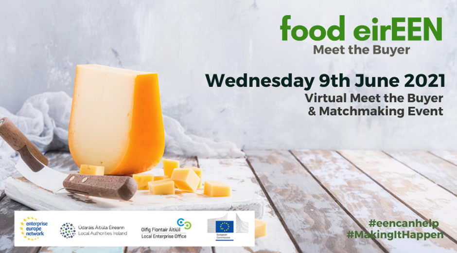 Food eirEEN Virtual Meet the Buyer & Matchmaking Event 2021