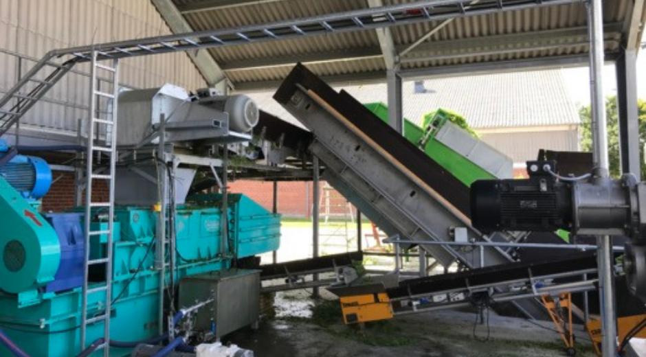 Åbent hus på bioraffineringsanlægget i Foulum